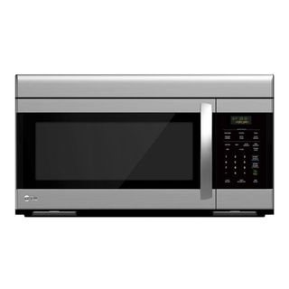 LG 1.6 cubic foot Non sensor Over the range Microwave Oven
