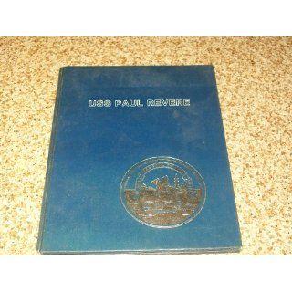 USS PAUL REVERE LPA 248 HARDCOVER BOOK