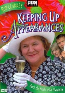Keeping up Appearances Deck the Halls with Hyacinth (DVD) Today $11