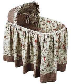 Hoohobbers Baby Bassinet Covers Bedding Set   BABY CHECK