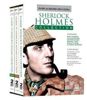 Classic Sherlock Holmes Basil Rathbone, Nigel Bruce