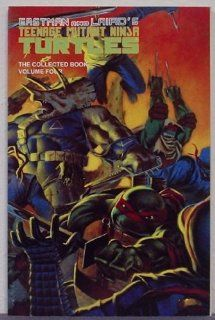 Teenage Mutant Ninja Turtles The Collected Book (Volume Four) Kevin