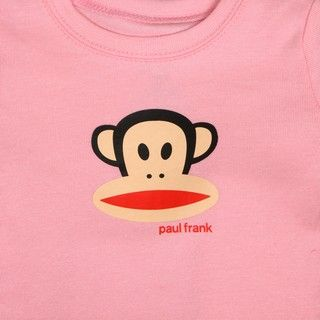 Small Paul by Paul Frank Toddler Girls Sleepwear Set