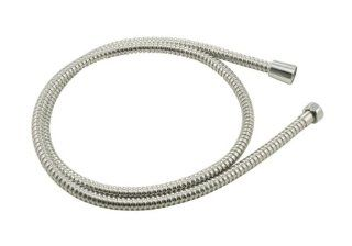 Delta 75007 140 60 Inch Stainless Steel Replacement Hose, Chrome