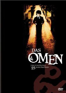 Das Omen Gregory Peck, Lee Remick, David Warner, Nahed