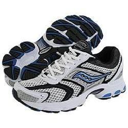 Saucony Grid® Fusion 2 White/Black/Royal Athletic