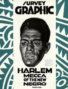 Survey Graphic the March 1925 Number Harlem Mecca of the New Negro: A
