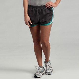 Calvin Klein Performance Womens Color Block Running Shorts