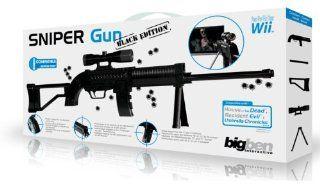 Wii   Pistole Sniper Gun Games