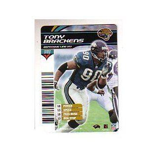 2002 NFL Showdown #138 Tony Brackens: Collectibles
