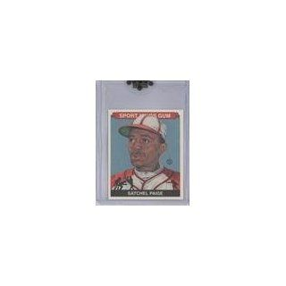 Satchel Paige (Trading Card) 2009 Sportkings Mini #138 Collectibles