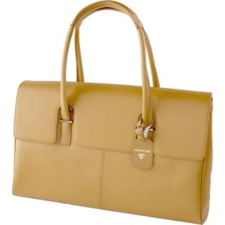 Francine Collection London Carrying Case for 17 Notebook   Tan