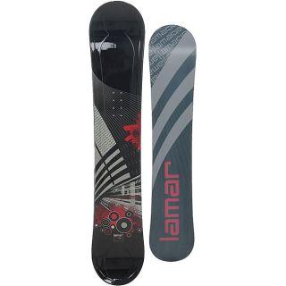 Lamar Mens Mission 163 cm Snowboard