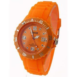 Nerd® SANDA Armbanduhr in Neon Orange, Voll im Trend K184