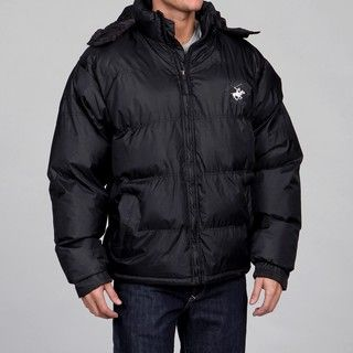 Beverly Hills Polo Club Mens Puffy Coat