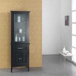 Devine 24 inch Bathroom Vanity Side Cabinet