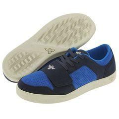 Creative Recreation Cesario Lo Navy/Blue Suede(Size 10 D   Medium