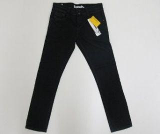 Bench Damen Tulip Jean Jeans / Hose schwarz Größe W32 / L34