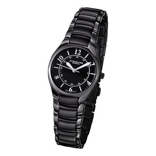 Stuhrling Original Womens Regalia Stainless Steel Bracelet Watch