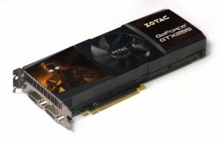 Zotac nVidia GeForce Grafikkarte GTX 295 Computer