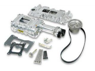 Weiand 6510 1 142 Pro Street Supercharger Kit
