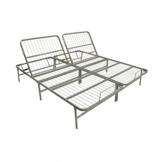 Pragma Simple Head Adjust Full Steel Bed Frame Today $469.99