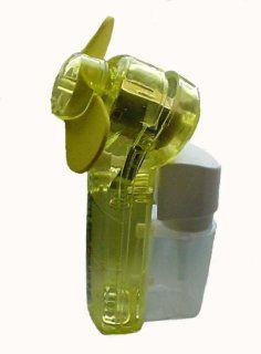 Sprühventilator   Hand Ventilator mit Wassertank für zusätzliche