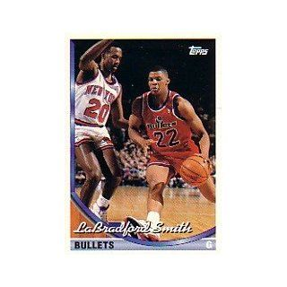 1993 94 Topps #143 LaBradford Smith: Collectibles