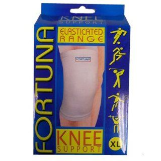 Fortuna Knee Support Extra Large Elasticated Drogerie