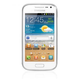 Samsung Galaxy Ace 2 I8160 GSM Unlocked Android Cell Phone Today $313