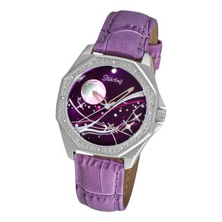 Stuhrling Original Womens Lady Nemo Universe Swiss Quartz Watch