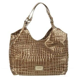 Nine West Shiny Large Shopper Bag
