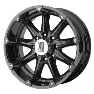 XD Series Badlands XD779 Black Magic PVD Finish Wheel (18x9/6x139.7mm