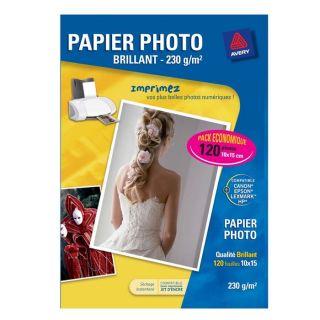 PHOTO Avery Papier photo A6 230 g/m² Soldes
