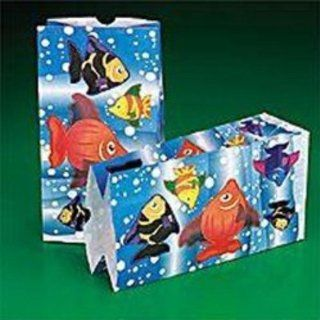 ropical Fish Paper Bags Case Pack 144