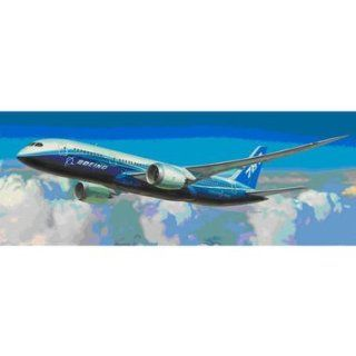 Zvezda Models 1/144 Boeing 787 8 Dreamliner Toys & Games