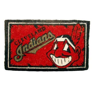 Cleveland Indians 18 x 30 Door Welcome Mat