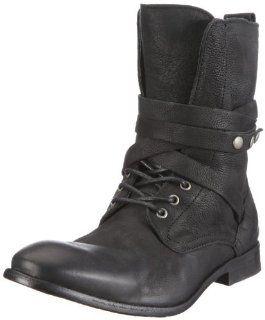 Hudson Yorke 4607010 Herren Stiefel Schuhe & Handtaschen