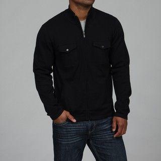 MICHAEL Michael Kors Mens Full zip Cardigan