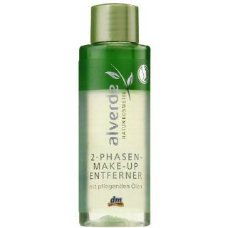 Alverde 2 Phasen Make up Entferner, 2er Pack (2 x 100 ml)