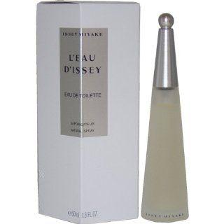 Issey Miyake LEau DIssey femme/woman, Eau de Toilette, Vaporisateur