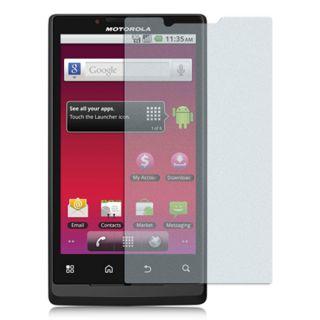 Luxmo Anti gloss Screen Protector for Motorola Triumph/ WX435