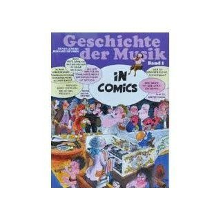 Geschichte der Musik in Comics I. Von der Steinzeit bis Mozart