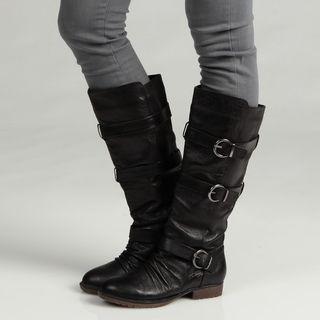 Steve Madden Womens P Bennett Boots