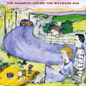 Wayward Bus & Distant Plastic Trees Magnetic Fields