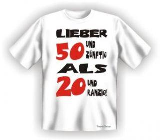 50 Geburtstag T Shirt Lustige Coole & Witzige Sprüche Fun T Shirts