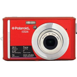 Polaroid iS326 16MP Red Digital Camera Today $77.99