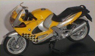 BMW K1200RS K 1200RS K 1200 RS Gelb 1/18 Maisto Modellmotorrad Modell