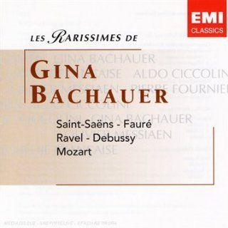 Les Rarissimes de Gina Bachauer Claude Debussy, Gabriel