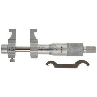 Mitutoyo 145 194 Vernier Inside Micrometer, Caliper Type, 1 2 Range